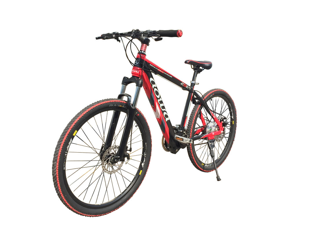36V 250W Durable Mountain Electric Bike Intelligent Contorol , Electric Mountain Bicycle